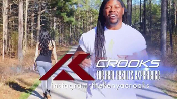 Kenya Crooks and The Real Results Experience TV Spot, 'Sexy Season' - Thumbnail 8