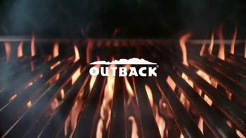 Outback Steakhouse Natural Cut Bone-In Ribeye TV Spot, 'Sizzle'