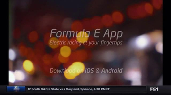 Formula E App TV Spot, 'Racing at Your Fingertips' - Thumbnail 1