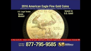 Global Monetary Reserve TV Spot, 'Gold Bullion Act' - Thumbnail 4