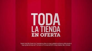 JCPenney TV Spot, 'La venta más grande de la temporada' [Spanish] - Thumbnail 3