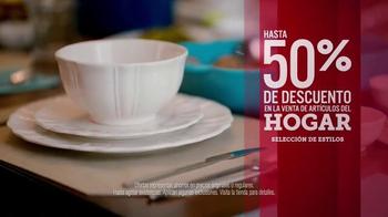 JCPenney TV Spot, 'La venta más grande de la temporada' [Spanish] - Thumbnail 5