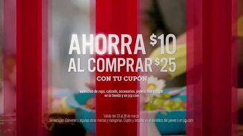 JCPenney TV Spot, 'La venta más grande de la temporada' [Spanish] - Thumbnail 8
