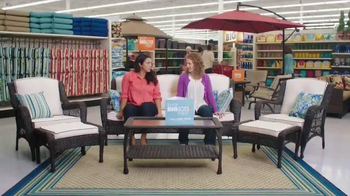 Big Lots TV Spot, 'Gettin' It: Patio Set'