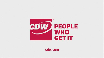 CDW TV Spot, 'Can't Get There by Murphy's Law. Orchestration by CDW.' - Thumbnail 10