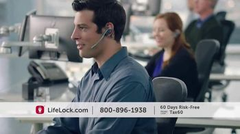 LifeLock TV Spot, 'Tax Fraud' - Thumbnail 8