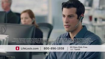 LifeLock TV Spot, 'Tax Fraud' - Thumbnail 4