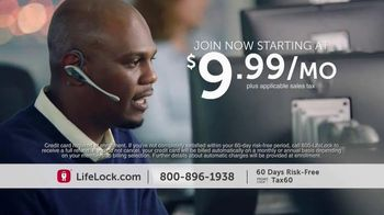 LifeLock TV Spot, 'Tax Fraud' - Thumbnail 6
