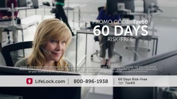 LifeLock TV Spot, 'Tax Fraud' - Thumbnail 7