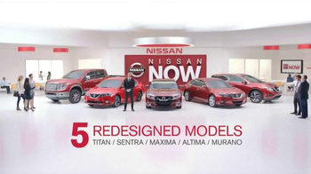 Nissan Now Sales Event TV Spot, 'There's a Lot to See' - Thumbnail 7