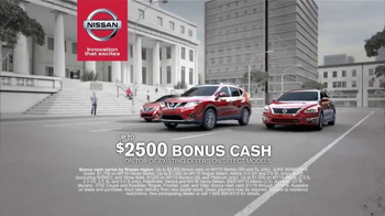 Nissan Now Sales Event TV Spot, 'There's a Lot to See' - Thumbnail 8