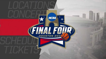NCAA Final Four Houston App TV Spot, 'Stay Connected' - Thumbnail 2