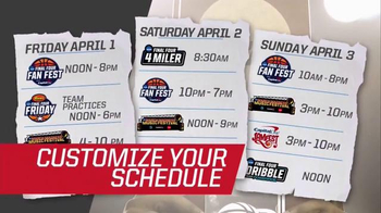 NCAA Final Four Houston App TV Spot, 'Stay Connected' - Thumbnail 3