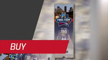 NCAA Final Four Houston App TV Spot, 'Stay Connected' - Thumbnail 4