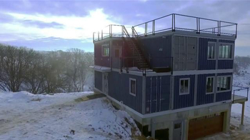 Nest TV Spot, 'HGTV: Container Home'