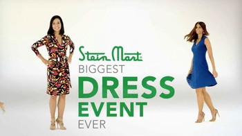 Stein Mart Dress Event TV Spot, 'Thousands of Styles'