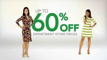 Stein Mart Dress Event TV Spot, 'Thousands of Styles' - Thumbnail 2