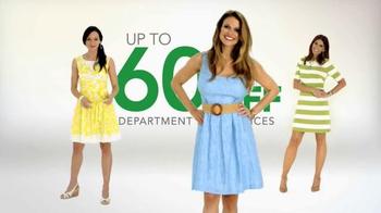 Stein Mart Dress Event TV Spot, 'Thousands of Styles' - Thumbnail 3