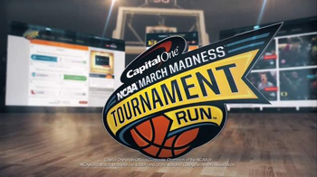 NCAA March Madness Tournament Run TV Spot, 'No More Busted Brackets' - Thumbnail 9