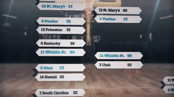 NCAA March Madness Tournament Run TV Spot, 'No More Busted Brackets' - Thumbnail 2