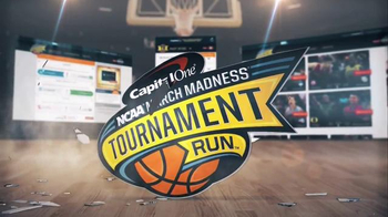 NCAA March Madness Tournament Run TV Spot, 'No More Busted Brackets' - Thumbnail 3