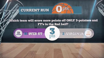 NCAA March Madness Tournament Run TV Spot, 'No More Busted Brackets' - Thumbnail 4