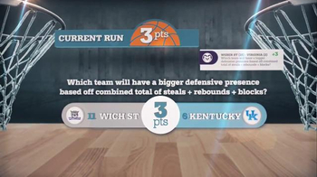 NCAA March Madness Tournament Run TV Spot, 'No More Busted Brackets' - Thumbnail 5