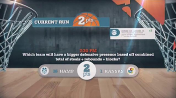 NCAA March Madness Tournament Run TV Spot, 'No More Busted Brackets' - Thumbnail 7