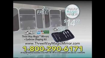 Three Way Magic Mirror TV Spot, 'Viewing at Every Angle' - Thumbnail 9