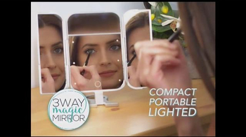 Three Way Magic Mirror TV Spot, 'Viewing at Every Angle' - 3 commercial airings