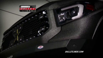 Bullet Liner TV Spot, 'Safe & Protected' - Thumbnail 2