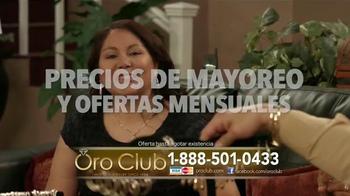 Club Oro USA TV Spot, 'Productos legítimos' con Galilea Montijo [Spanish] - Thumbnail 9