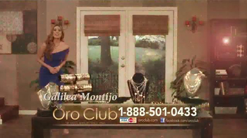 Club Oro USA TV Spot, 'Productos legítimos' con Galilea Montijo [Spanish] - Thumbnail 2