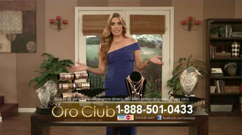 Club Oro USA TV Spot, 'Productos legítimos' con Galilea Montijo [Spanish] - 4 commercial airings