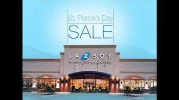 La-Z-Boy St. Patrick's Day Sale TV Spot, 'Savings and Style' - Thumbnail 1