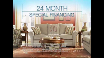 La-Z-Boy St. Patrick's Day Sale TV Spot, 'Savings and Style' - Thumbnail 5