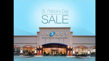 La-Z-Boy St. Patrick's Day Sale TV Spot, 'Savings and Style' - Thumbnail 6