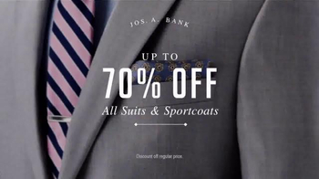JoS. A. Bank Spring Sale TV Spot, 'All Suits and Sportcoats' - Thumbnail 2