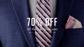 JoS. A. Bank Spring Sale TV Spot, 'All Suits and Sportcoats' - Thumbnail 3