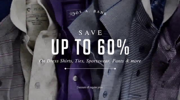 JoS. A. Bank Spring Sale TV Spot, 'All Suits and Sportcoats' - Thumbnail 4
