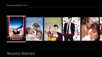 XFINITY X1 TV Spot, 'Romantic Movies' - Thumbnail 7