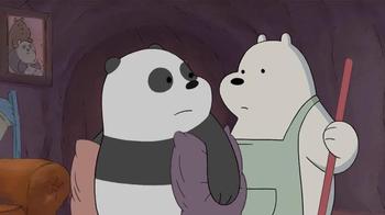 We Bare Bears Stirfry Stunts TV Spot, 'Ice Bear Hibachi' - Thumbnail 5