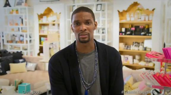 Lean In TV Spot, 'NBA: Lean In Together' Feat. Chris Bosh, Gordon Hayward - Thumbnail 3