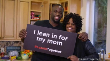 Lean In TV Spot, 'NBA: Lean In Together' Feat. Chris Bosh, Gordon Hayward - 606 commercial airings