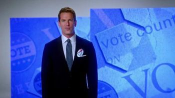 The More You Know TV Spot, 'Voting' Featuring Thomas Roberts - 41 commercial airings