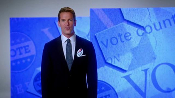 The More You Know TV Spot, 'Voting' Featuring Thomas Roberts
