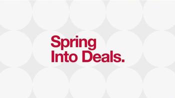 Target TV Spot, 'Tide: Spring Into Deals' - Thumbnail 6