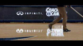 Infiniti TV Spot, 'Coaches vs. Cancer Hardwood Heroes: Jersey' - Thumbnail 9