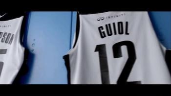 Infiniti TV Spot, 'Coaches vs. Cancer Hardwood Heroes: Jersey' - Thumbnail 2