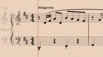 Microsoft StaffPad + Surface TV Spot, 'Digitally Composed Classical Music' - Thumbnail 6